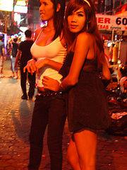 Wild candids photos of amateur Ladyboy girlfriends - Asian ladyboys porn at Thai LB Sex