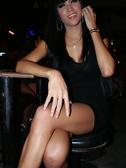 Candid pics of Ladyboy girlfriends and streetwalkers in Pattaya - Asian ladyboys porn at Thai LB Sex
