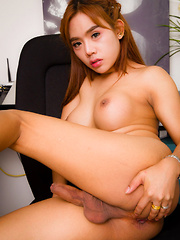 Got Cum Again? - Asian ladyboys porn at Thai LB Sex