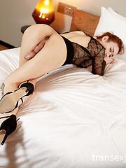 Hyori - Asian ladyboys porn at Thai LB Sex