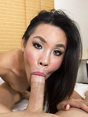 Cock Stuffed Beauty - Asian ladyboys porn at Thai LB Sex