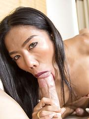 Good Morning Sex - Asian ladyboys porn at Thai LB Sex