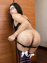 Bottomless Babe Bareback - Asian ladyboys porn at Thai LB Sex