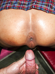 Big Cock Gape Cum and Creampie - Asian ladyboys porn at Thai LB Sex