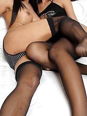 Super sexy shemale fucks young ladyboy - Asian ladyboys porn at Thai LB Sex
