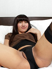 Young and horny ladyboys have anal