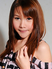 Pang is a beautiful ladyboy with a killer body
