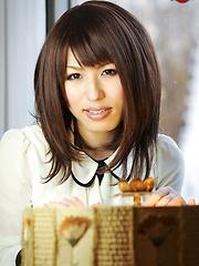 She is a stunningly beautiful newhalf named Reina Minazuki! - Asian ladyboys porn at Thai LB Sex
