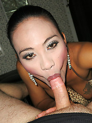 Big cocked Jasmine gets fucked - Asian ladyboys porn at Thai LB Sex