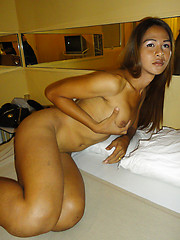 Amateur tranny from Pattaya - Asian ladyboys porn at Thai LB Sex