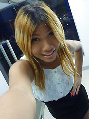Ladyboy mall date jerkoff - Asian ladyboys porn at Thai LB Sex