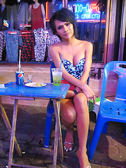 Sexy asian trannies from Pattaya streets - Asian ladyboys porn at Thai LB Sex