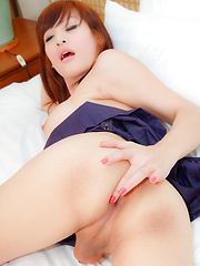 See ladyboy with small cock getting hammered - Asian ladyboys porn at Thai LB Sex