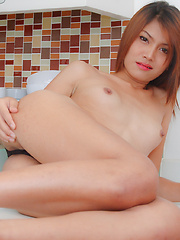 Watch another young innocent ladyboy hard fucked - Asian ladyboys porn at Thai LB Sex