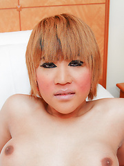 Hot ladyboy Aogast gets her ass packed - Asian ladyboys porn at Thai LB Sex
