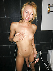 Dirty Bareback Fuckfest - Asian ladyboys porn at Thai LB Sex
