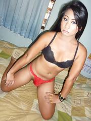 Chubby Butt Femboy - Asian ladyboys porn at Thai LB Sex