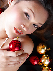 Christmas Balls - Asian ladyboys porn at Thai LB Sex