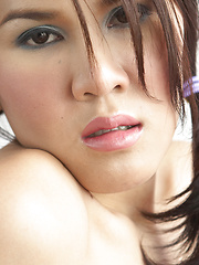 Pink Bikini Babe - Asian ladyboys porn at Thai LB Sex