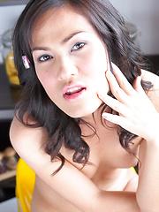 Adorable Overalls - Asian ladyboys porn at Thai LB Sex