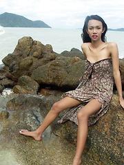 ladyboy beach