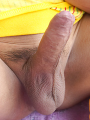 Banana Babe - Asian ladyboys porn at Thai LB Sex