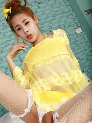 Asian TS Belle in a Ladyboy 69 - Asian ladyboys porn at Thai LB Sex