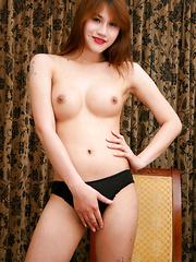 Gorgeous Curvy Venus! - Asian ladyboys porn at Thai LB Sex
