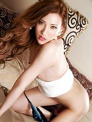 Return Of Ran Hasegawa - Asian ladyboys porn at Thai LB Sex