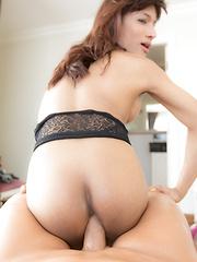 Flexible Slutty Barebacking - Asian ladyboys porn at Thai LB Sex