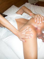 Pristine Gaped Gooey Hole - Asian ladyboys porn at Thai LB Sex