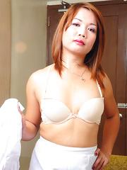 Kristine Cyrell: Executive Privilege - Asian ladyboys porn at Thai LB Sex