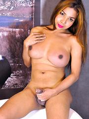 Mandy Madrigal: Slutty Tramp - Asian ladyboys porn at Thai LB Sex