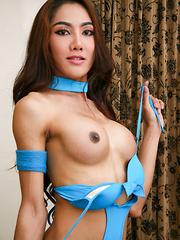 Our Pleasure To Enjoy - Asian ladyboys porn at Thai LB Sex