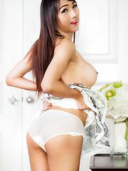 Cartoon Shows Off for You - Asian ladyboys porn at Thai LB Sex
