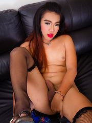 Meet Sexy Mem - Asian ladyboys porn at Thai LB Sex