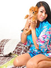 Vitress Tamayo: Kimono Puppy 2