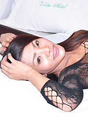 Katrina: Ready to Ride 2 Photos - Asian ladyboys porn at Thai LB Sex