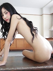 Really skinny ladyboy sucks dick like a champion and earns facial - Asian ladyboys porn at Thai LB Sex