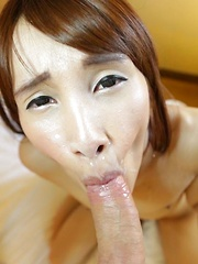 Petite Thai Ladyboy with big cock loves foreign penis - Asian ladyboys porn at Thai LB Sex